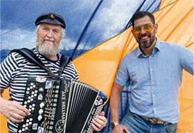 Åke Hellman & Douglas Leon